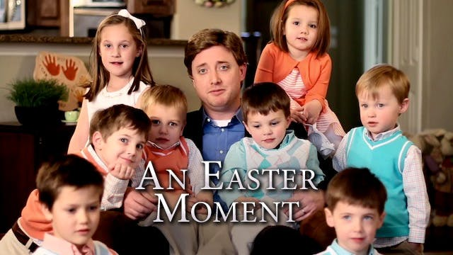 An Easter Moment