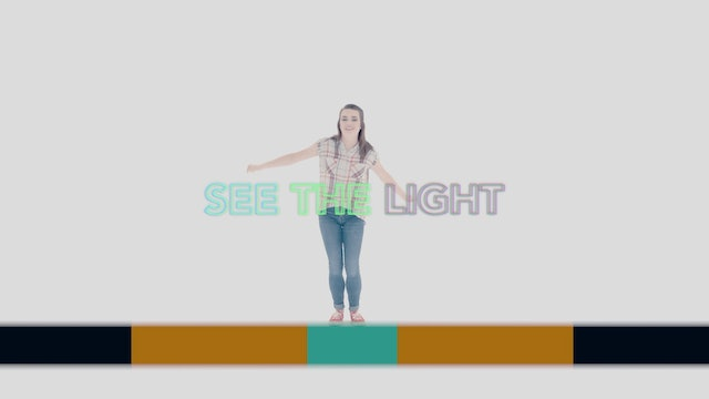 See The Light - Hand Motions