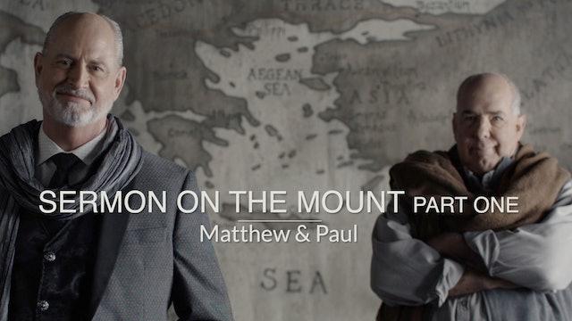 Sermon on the Mount - Part 1