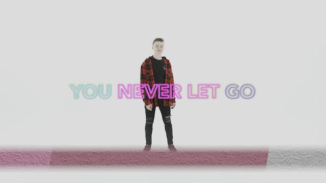 You Never Let Go - Hand Motions