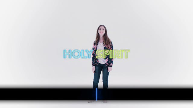 Holy Spirit - Hand Motions