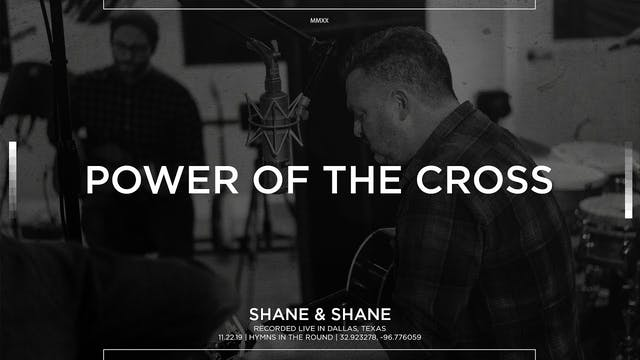 Power Of The Cross [Acoustic]