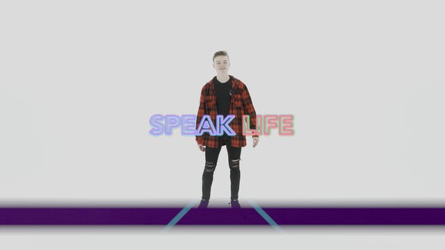 Speak Life - Hand Motions