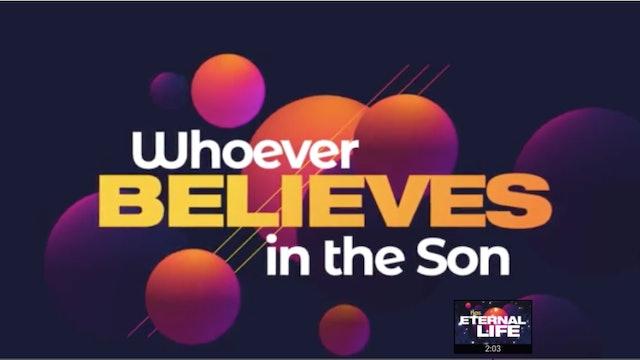 I Believe (John 3:36)