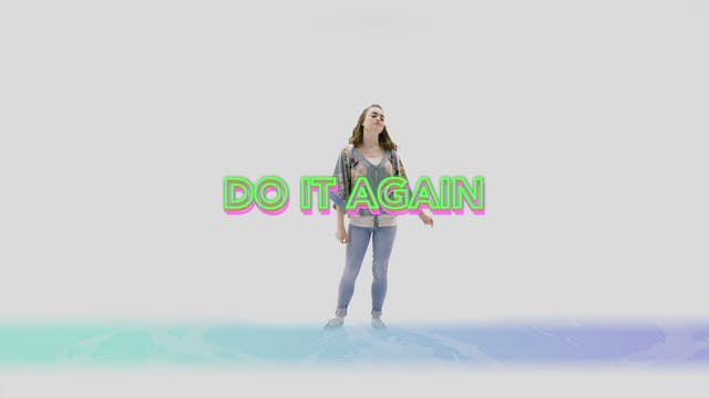 Do It Again - Hand Motions