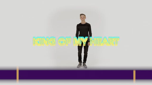 King of My Heart - Hand Motions