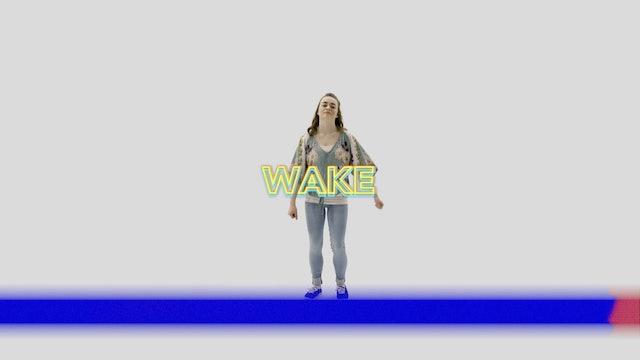 Wake - Hand Motions