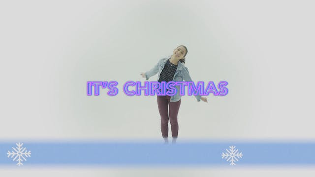 It's Christmas - Hand Motions