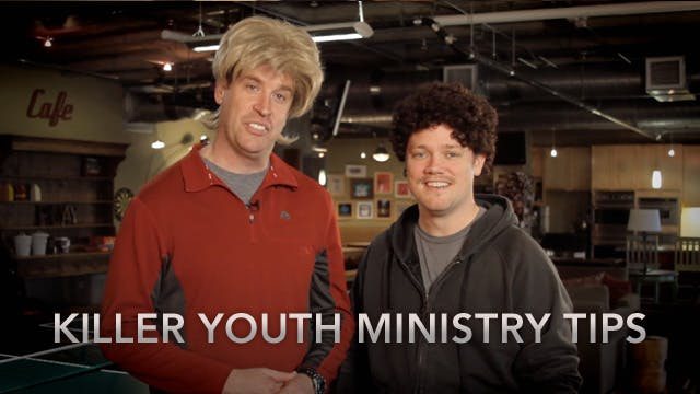 Killer Youth Ministry Tips