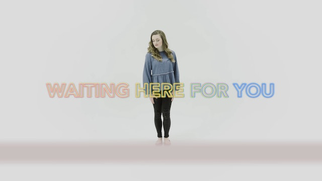 Waiting Here for You - Hand Motions