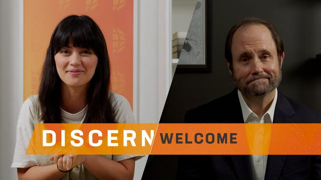 Sept 21, 2021 - Welcome to Discern