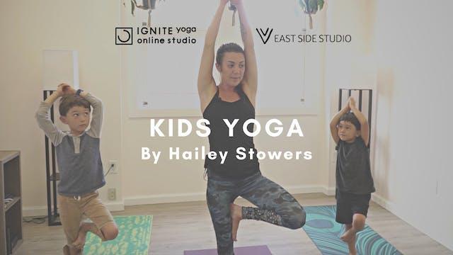 IGNITE YOGA HAWAII - KidsClass by Hai...
