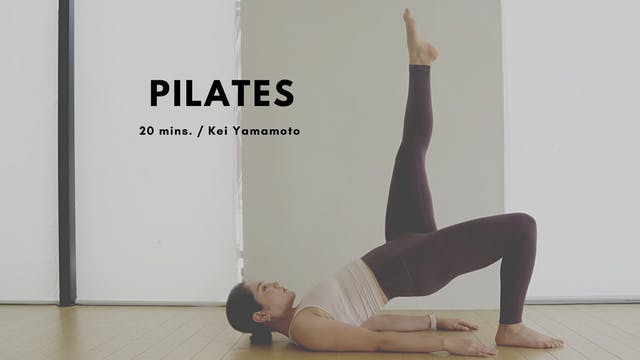 Pilates by Kei Yamamoto