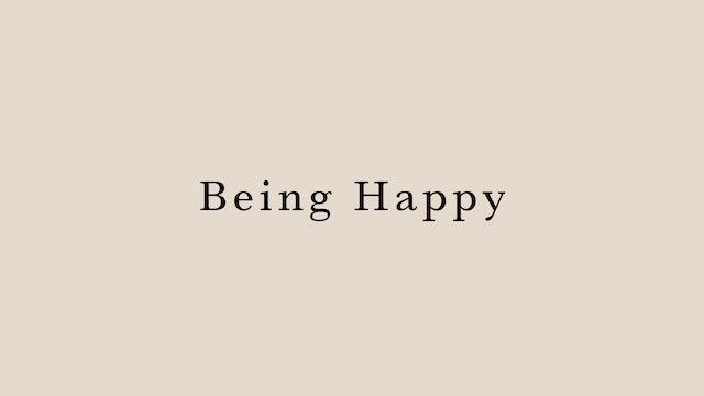 Being Happy by Juri Edwards