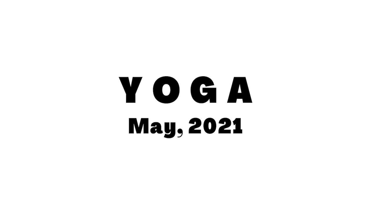 May Yoga