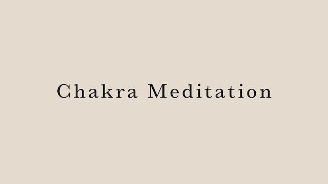Chakra Meditation by Nirmal Raj Gyawali