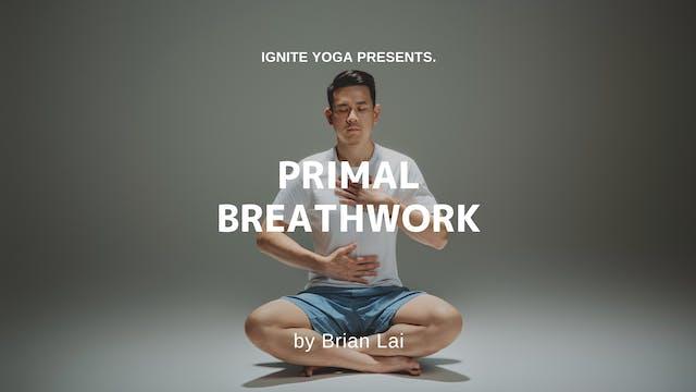 Primal Breathwork_3回受講