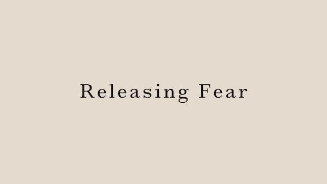 Releasing Fear by Hanako Tomita