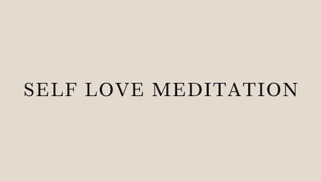 SELF LOVE MEDITATION by Nirmal Raj Gyawali
