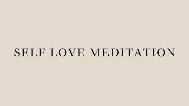 SELF LOVE MEDITATION by Nirmal Raj Gy...