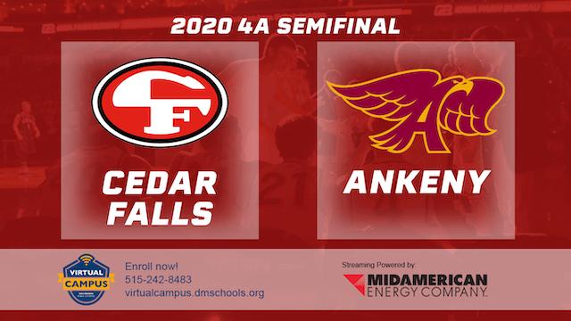 2020 Basketball 4A Semifinal - Cedar ...