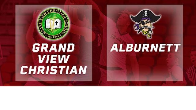 2019 Basketball 1A Final - Grand View Christian vs. Alburnett