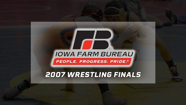 2007 Wrestling Finals