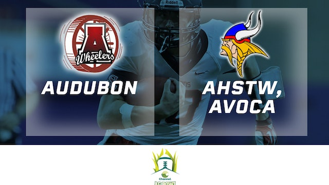 2015 Channel Seed Ag Bowl - Audubon vs. AHSTW, Avoca