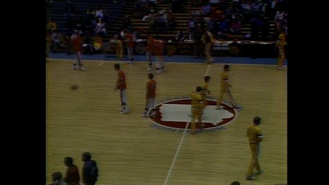 1985 Boys Basketball Class 1A Consola...
