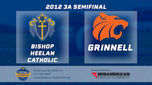 2012 Football 3A Semifinal - Bishop H...