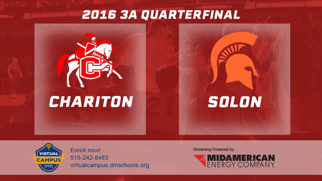2016 Basketball 3A Quarterfinal Chari...