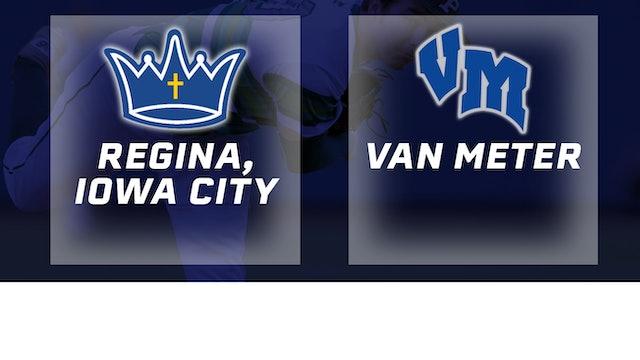 2018 Baseball 2A Semifinals - Regina, Iowa City vs. Van Meter