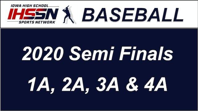 Baseball '20 SEMI-FINALS