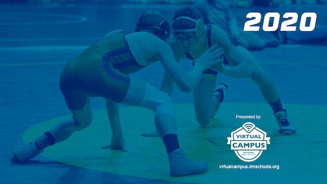 2020 Wrestling - 3A Semifinals