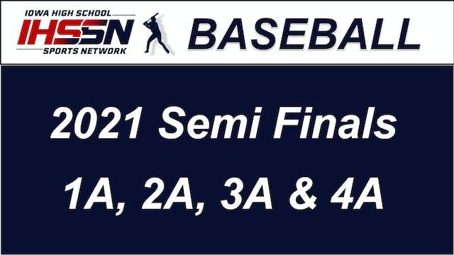 Baseball '21 SEMI Finals