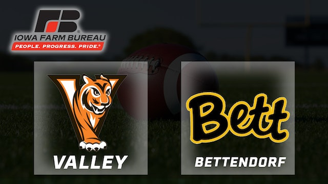 2004 Football 4A Final - Valley vs. Bettendorf