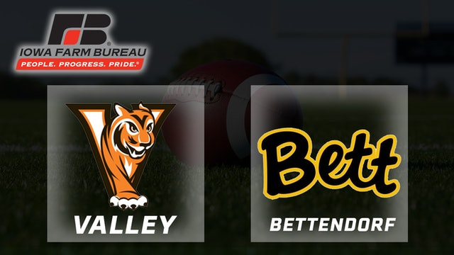 2004 4A Football Finals: Valley HS, West Des Moines vs. Bettendorf
