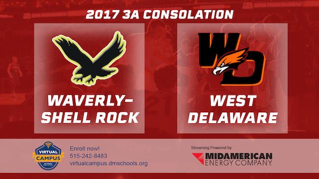 2017 3A Basketball Consolation: Waver...