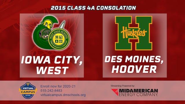 2015 Basketball Class 4A Consolation ...