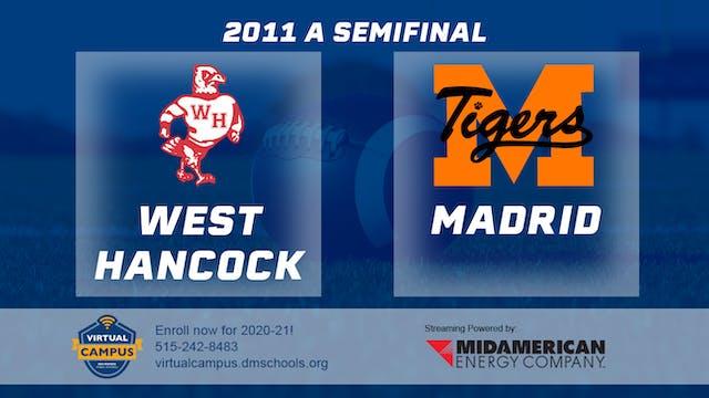 2011 Football Class A Semifinal - Wes...