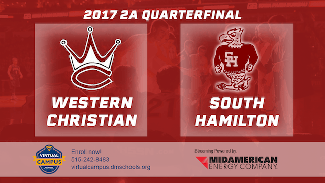 2017 Basketball 2A Quarterfinal (West...