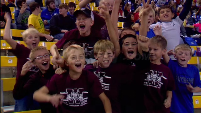 2016 Football 1A Finals Highlights - Western Christian, Hull vs. Regina, IC