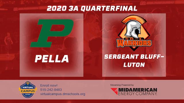 2020 Basketball 3A Quarterfinal Highl...