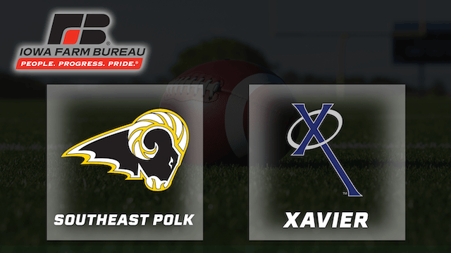 2006 Football 4A Final - Southeast Polk vs. Cedar Rapids, Xavier