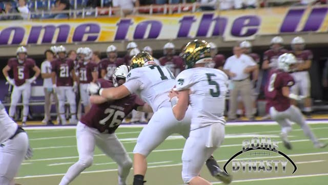 Highlights - 4A Semifinal Dowling Cat...