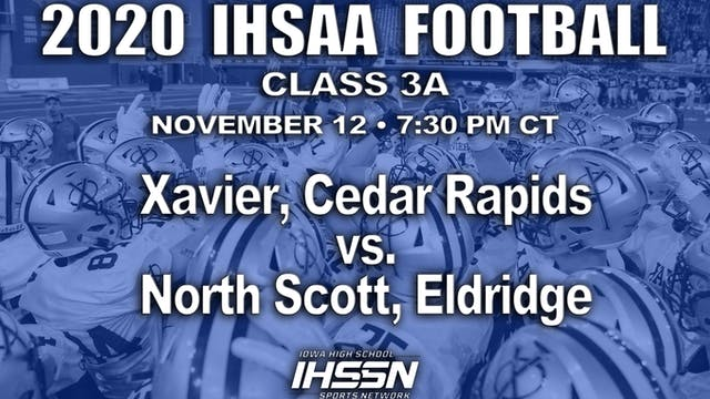 North Scott, Eldridge 17 vs Xavier, C...