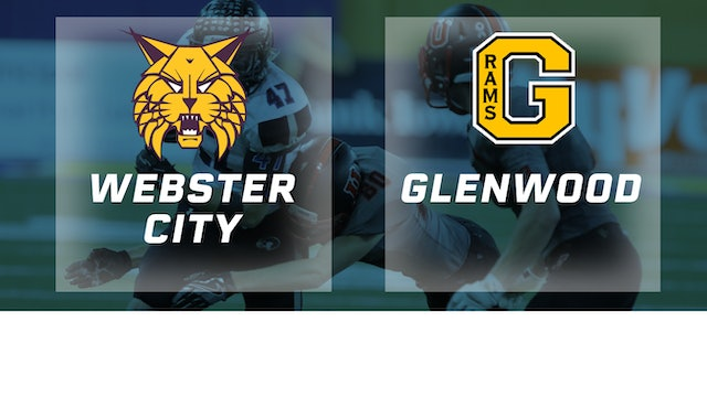 2016 Football 3A Semifinal - Webster City vs. Glenwood