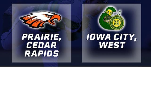 2016 Baseball 4A Final - Prairie, Cedar Rapids vs. Iowa City, West