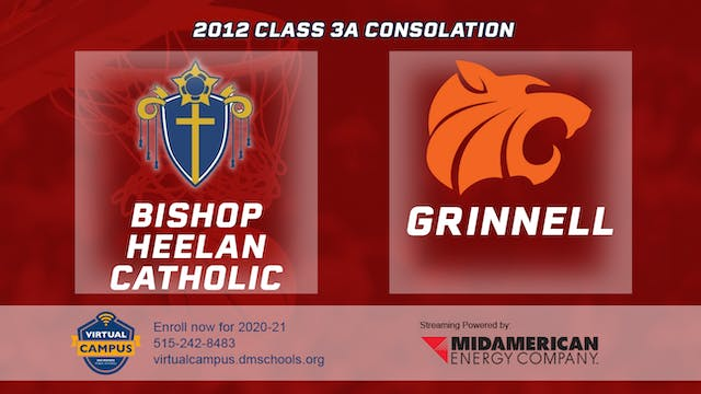 2012 Basketball 3A Consolation - Bish...