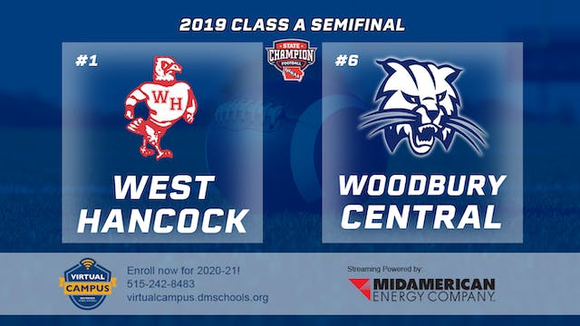2019 Football A Semifinal - #1 West H...